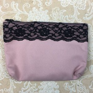Ipsy Lace Cosmetic Bag